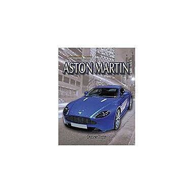 Crabtree Publishing Company Aston Martin Workbook By James Bow, Grade 5 - Grade 8 [eBook]