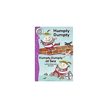 Crabtree Publishing Company Humpty Dumpty And Humpty Dumpty At Sea Workbook, Kindergarten - Grade 3 [eBook]