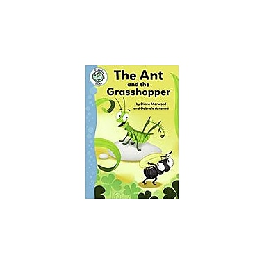 Crabtree Publishing Company The Ant And The Grasshopper Workbook, Kindergarten - Grade 3 [eBook]