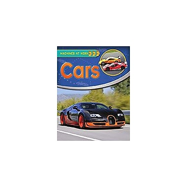Crabtree Publishing Company Cars Workbook By Clive Gifford, Kindergarten - Grade 3 [eBook]