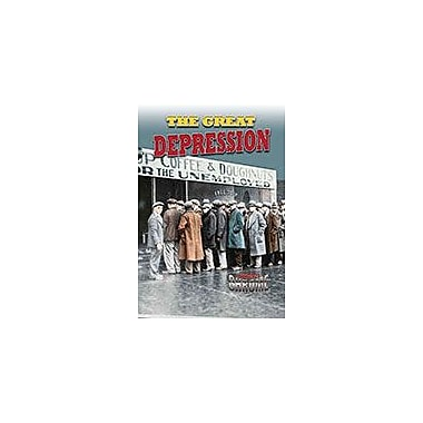Crabtree Publishing Company The Great Depression Workbook By Robin Johnson, Grade 6 - Grade 9 [eBook]