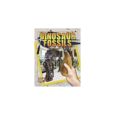 Crabtree Publishing Company Dinosaur Fossils Workbook By Natalie Hyde, Grade 3 - Grade 6 [eBook]