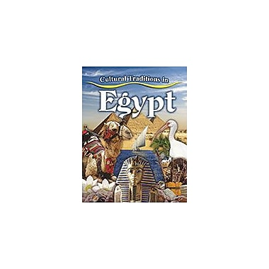 Crabtree Publishing Company Cultural Traditions In Egypt Workbook By Lynn Peppas, Kindergarten - Grade 3 [eBook]