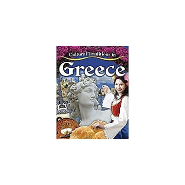Crabtree Publishing Company Cultural Traditions In Greece Workbook By Lynn Peppas, Kindergarten - Grade 3 [eBook]