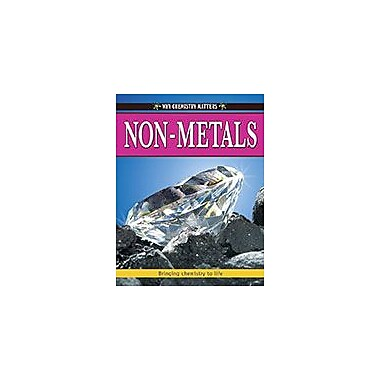 Crabtree Publishing Company Non-Metals Workbook By Adrienne Montgomerie, Grade 3 - Grade 6 [eBook]