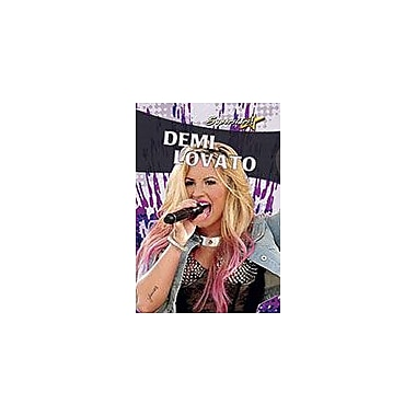 Crabtree Publishing Company Demi Lovato Workbook By Lynn Peppas, Grade 3 - Grade 6 [eBook]