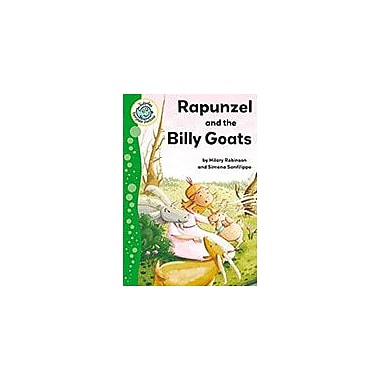 Crabtree Publishing Company Rapunzel And The Billy Goats Workbook, Kindergarten - Grade 3 [eBook]