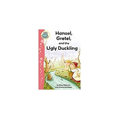 Crabtree Publishing Company Hansel, Gretel, And The Ugly Duckling Workbook, Kindergarten - Grade 3 [eBook]