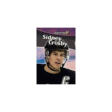 Crabtree Publishing Company Sidney Crosby Workbook By Kylie Burns, Grade 3 - Grade 6 [eBook]
