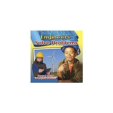 Crabtree Publishing Company Engineers Solve Problems Workbook, Kindergarten - Grade 3 [eBook]