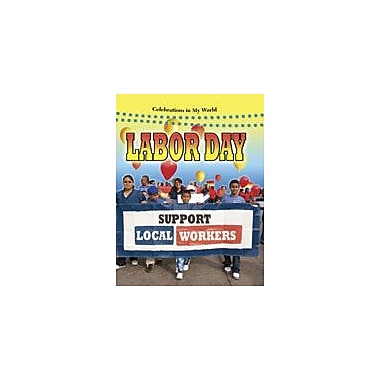 Crabtree Publishing Company Labor Day Workbook By Walker, Robert, Kindergarten - Grade 3 [eBook]
