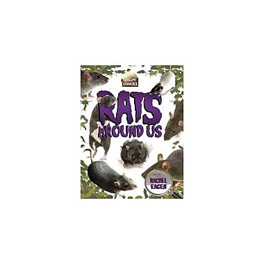 Crabtree Publishing Company Rats Around Us Workbook By Eagen, Rachel, Grade 3 - Grade 6 [eBook]
