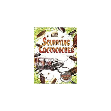 Crabtree Publishing Company Scurrying Cockroaches Workbook By Field, Jon Eben, Grade 3 - Grade 6 [eBook]