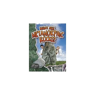 Crabtree Publishing Company What Are Metamorphic Rocks? Workbook By Aloian, Molly, Grade 3 - Grade 6 [eBook]