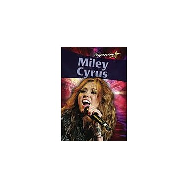Crabtree Publishing Company Miley Cyrus Workbook By Peppas, Lynn, Grade 3 - Grade 6 [eBook]