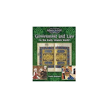 Crabtree Publishing Company Government And Law In The Early Islamic World Workbook, Grade 5 - Grade 8 [eBook]