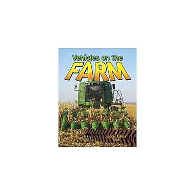 Crabtree Publishing Company Vehicles On The Farm Workbook By Peppas, Lynn, Kindergarten - Grade 3 [eBook]