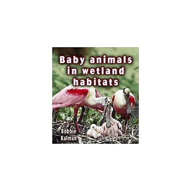 Crabtree Publishing Company Baby Animals In Wetland Habitats Workbook By Kalman, Bobbie, Kindergarten - Grade 3 [eBook]