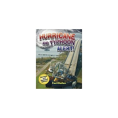 Crabtree Publishing Company Hurricane And Typhoon Alert! (Second Edition) Workbook By Challen, Paul, Grade 3 - Grade 6 [eBook]