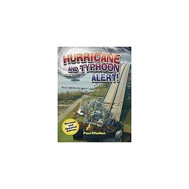 Crabtree Publishing Company Hurricane And Typhoon Alert! (Second Edition) Workbook By Challen, Paul, Grade 3 - Grade 6 [eBook]