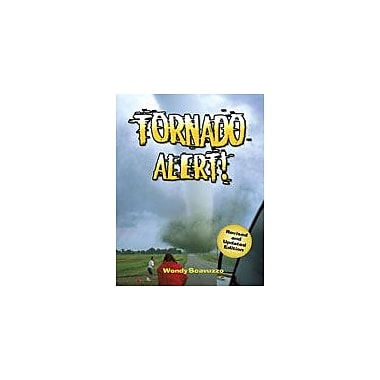 Crabtree Publishing Company Tornado Alert! (Second Edition) Workbook By Scavuzzo, Wendy, Grade 3 - Grade 6 [eBook]