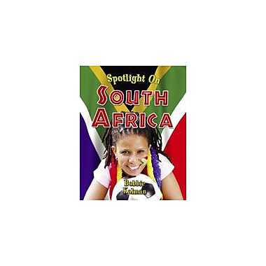 Crabtree Publishing Company Spotlight On South Africa Workbook By Kalman, Bobbie, Kindergarten - Grade 3 [eBook]