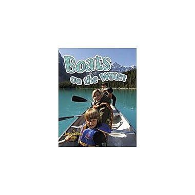 Crabtree Publishing Company Boats On The Water Workbook By Peppas, Lynn, Kindergarten - Grade 3 [eBook]