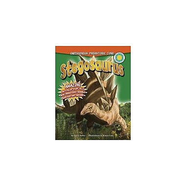 Crabtree Publishing Company Stegosaurus Workbook By Bailer, Darice, Kindergarten - Grade 3 [eBook]