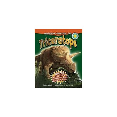 Crabtree Publishing Company Triceratops Workbook By Bailer, Darice, Kindergarten - Grade 3 [eBook]