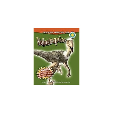 Crabtree Publishing Company Velociraptor Workbook By Bailer, Darice, Kindergarten - Grade 3 [eBook]