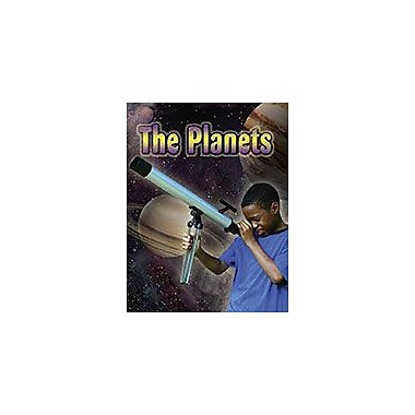 Crabtree Publishing Company The Planets Workbook By Chelsea Donaldson, Kindergarten - Grade 3 [eBook]