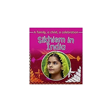 Crabtree Publishing Company Sikhism In India Workbook By Frances Hawker, Mohini Kaur Bhatia, Grade 3 - Grade 6 [eBook]