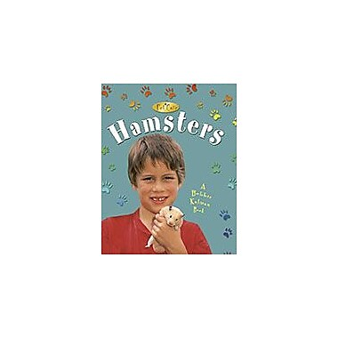 Crabtree Publishing Company Hamsters Workbook By Rebecca Sjonger, Bobbie Kalman, Kindergarten - Grade 3 [eBook]