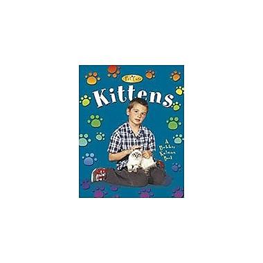 Crabtree Publishing Company Kittens Workbook By Niki Walker, Bobbie Kalman, Kindergarten - Grade 3 [eBook]