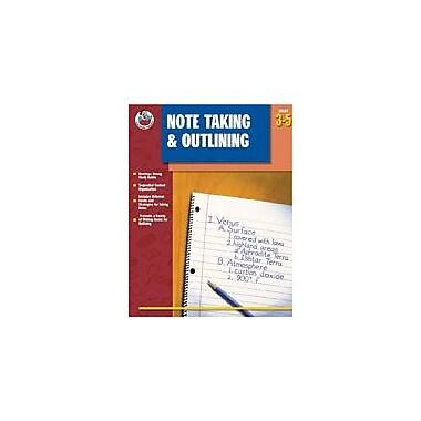 Carson-Dellosa Publishing Note Taking And Outlining Workbook, Grade 3 - Grade 5 [eBook]
