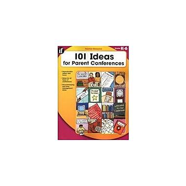 Carson-Dellosa Publishing 101 Ideas For Parent Conferences Workbook, Kindergarten - Grade 6 [eBook]