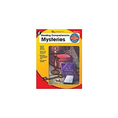 Carson-Dellosa Publishing Reading Comprehension Mysteries Workbook, Grade 3 [eBook]