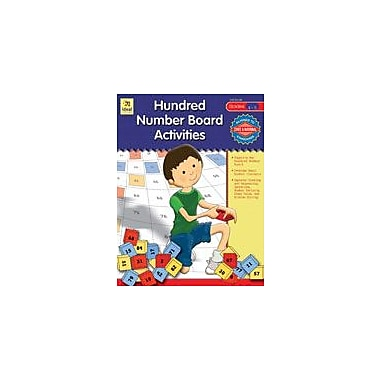 Carson-Dellosa Publishing Hundred Number Board Activities, Grades 4-5 Workbook, Grade 4 - Grade 5 [eBook]