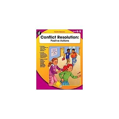 Carson-Dellosa Publishing Conflict Resolution Workbook By Kendall, Martha, Grade 4 - Grade 5 [eBook]