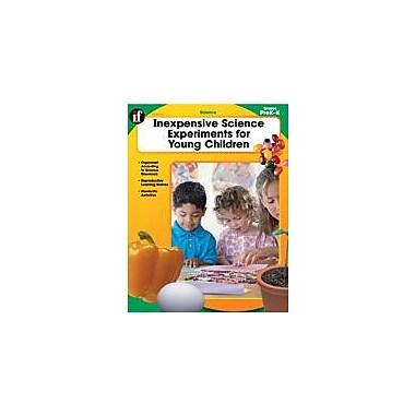 Carson-Dellosa Publishing Inexpensive Science Experiments For Young Children Workbook, Preschool - Kindergarten [eBook]
