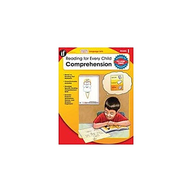 Carson-Dellosa Publishing Reading For Every Child: Comprehension, Grade 1 Workbook By Breitbart, Karen, Grade 1 [eBook]