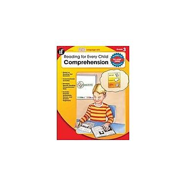 Carson-Dellosa Publishing Reading For Every Child: Comprehension, Grade 3 Workbook [eBook]