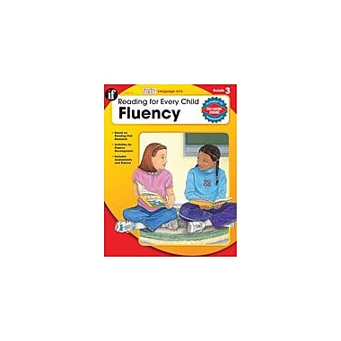 Carson-Dellosa Publishing Reading For Every Child: Fluency, Grade 3 Workbook By Herron, Susan J., Grade 3 [eBook]