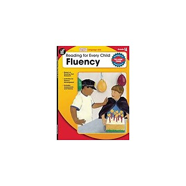 Carson-Dellosa Publishing Reading For Every Child: Fluency, Grade 4 Workbook By Herron, Susan J., Grade 4 [eBook]