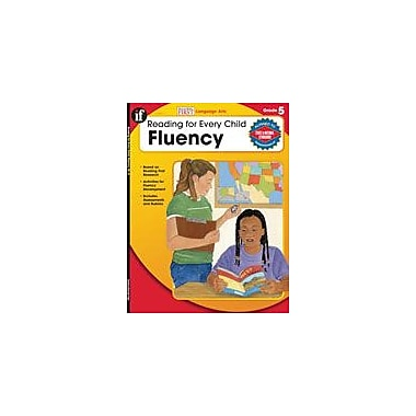 Carson-Dellosa Publishing Reading For Every Child: Fluency, Grade 5 Workbook By Owen, M. J., Grade 5 [eBook]