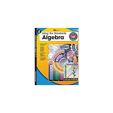 Carson-Dellosa Publishing Using The Standards: Algebra, Grade 4 Workbook By Warner-Hale, Melissa, Grade 4 [eBook]