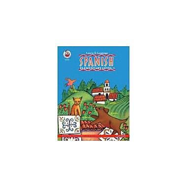 Carson-Dellosa Publishing Spanish, Grade 1 Workbook [eBook]