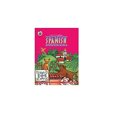 Carson-Dellosa Publishing Learn-A-Language Books Spanish Workbook, Grade 3 [eBook]
