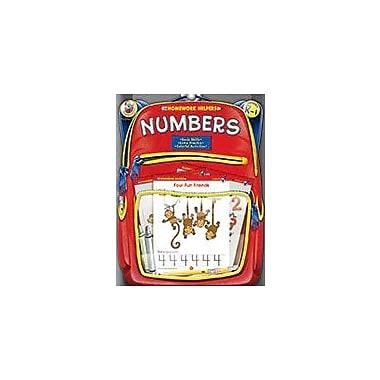 Carson-Dellosa Publishing Numbers, Grades Pk - 1 Workbook, Preschool - Grade 1 [eBook]