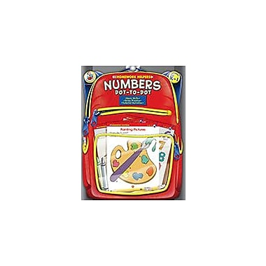 Carson-Dellosa Publishing Numbers Dot-To-Dot, Grades Pk - 1 Workbook, Preschool - Grade 1 [eBook]
